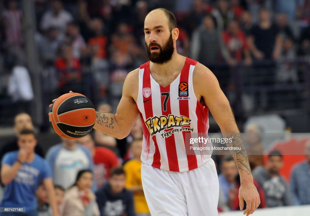 Olympiacos Piraeus v Real Madrid - Turkish Airlines Euroleague