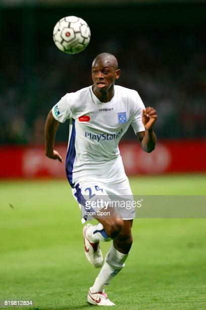 Vassiriki Abou DIABY Auxerre / Lyon 5 Journee de Ligue 1 Abbe Dechamps