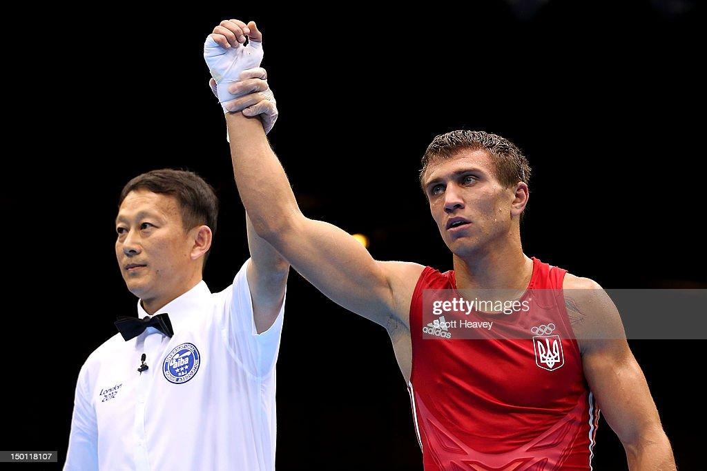 Olympics Day 14 - Boxing : News Photo