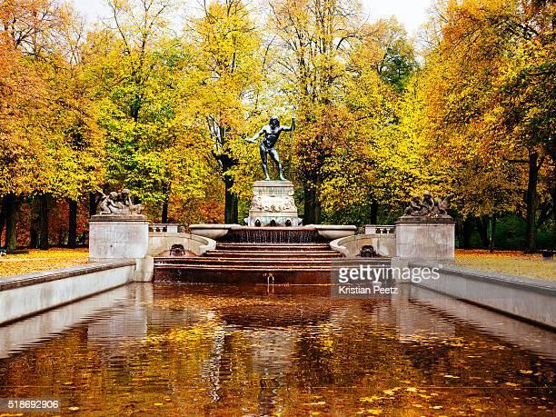 Vater-Rhein-Fountain in Munich