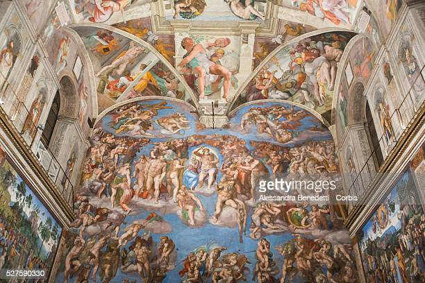 Vatican Museum Director Professor Antonio Paolucci unveiled today to the international Press the new Lightining and air conditioning system of the...
