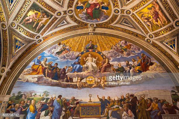 vatican museums of vatican city, rome - high renaissance stock pictures, royalty-free photos & images