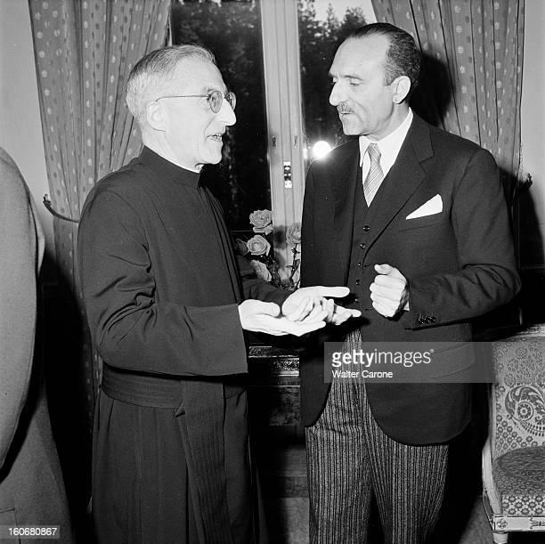 Public Consistory Rome janvier 1953 Cérémonie du Consistoire public au Vatican