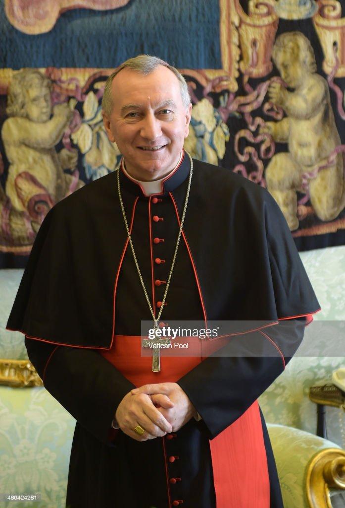Pope Francis Meets Albanian Prime Minister Edi Rama