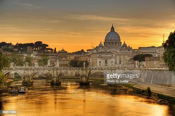 Vaticano sunset
