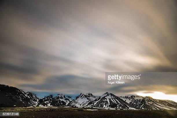 vatnaj��kull national park, iceland - austurland stock pictures, royalty-free photos & images