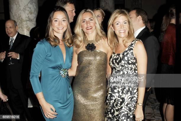 Vaughn Dorrian, Katie Tozer and Caitlin Tashjian attend FOUNTAIN HOUSE 2009 Fall Fete Sponsored by DAVID YURMAN & MILLY at The Racquet & Tennis Club...
