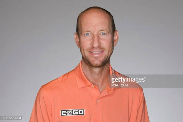 Vaughn Taylor current official PGA TOUR headshot.