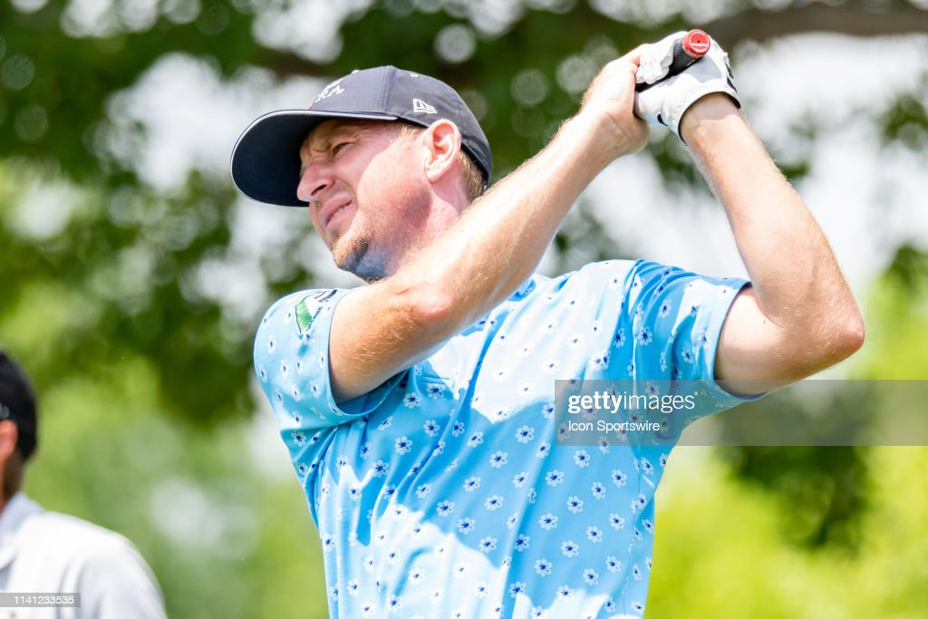 GOLF: MAY 04 PGA - Wells Fargo Championship : News Photo