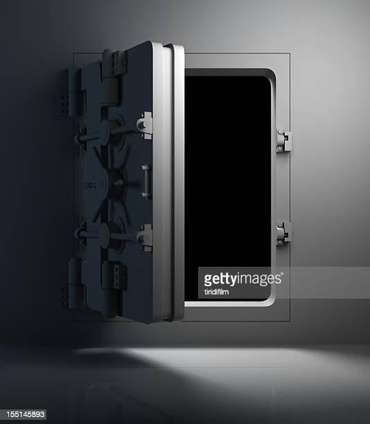 跳馬のドア