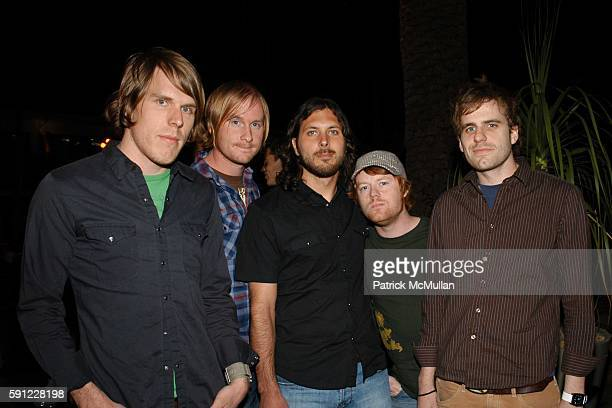 Vaux attends Paper Magazine and Jaguar 2005 to celebrate the 8th Annual Beautiful People Issue at Roosevelt Hotel on April 15 2005 in Hollywood...