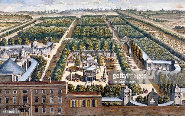 Vauxhall Gardens Lambeth London 1751