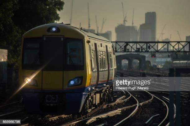 Vauxhall. Railroad Mist