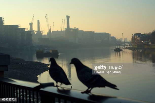 Vauxhall Riverside - London's 'Venice' Upon Thames