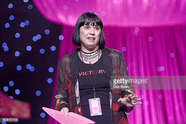 Day Founder and 'The Vagina Monologues' playwright Eve Ensler at VDay the global movement to end violence against women and girls celebrating it's...
