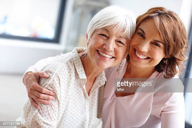 i've always been able to count on her - mother daughter stock photos and pictures