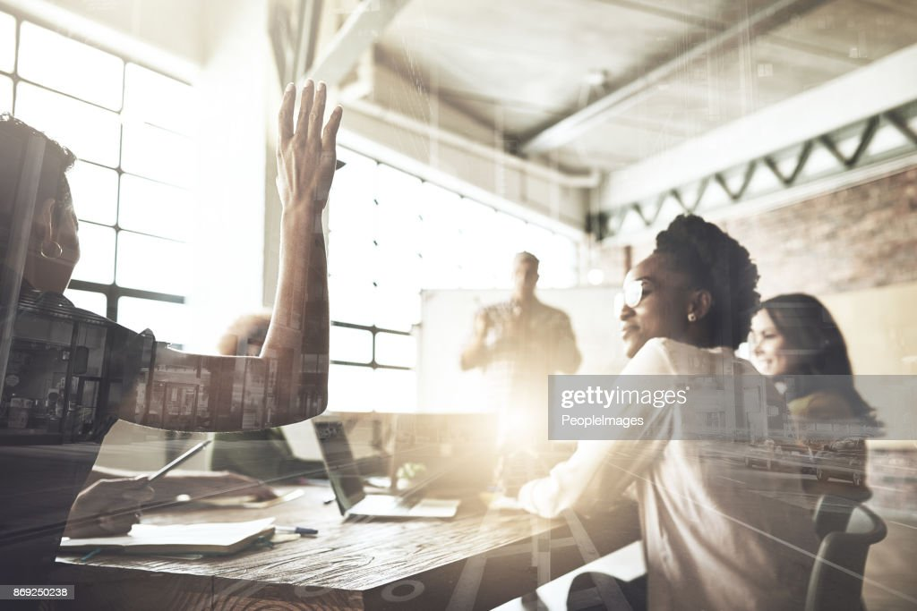 I've got a question : Stock Photo