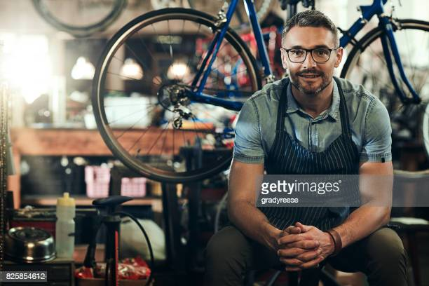 Ich habe Ihr Fahrrad braucht abgedeckt