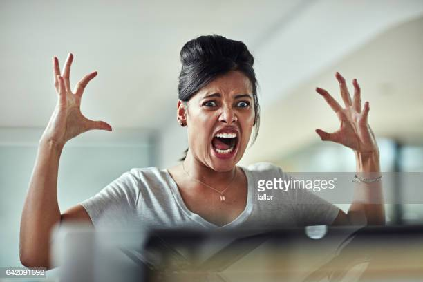 i've had enough! - fury stock pictures, royalty-free photos & images