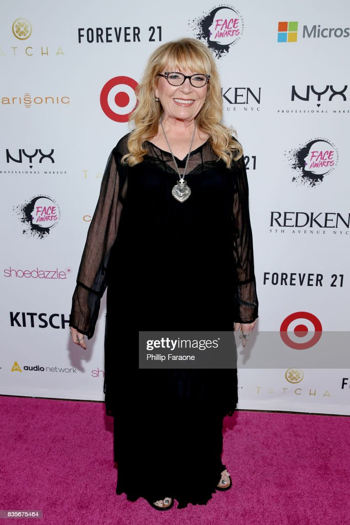Ve Neill at the 2017 NYX Professional Makeup FACE Awards at The Shrine Auditorium on August 19, 2017 in Los Angeles, California.
