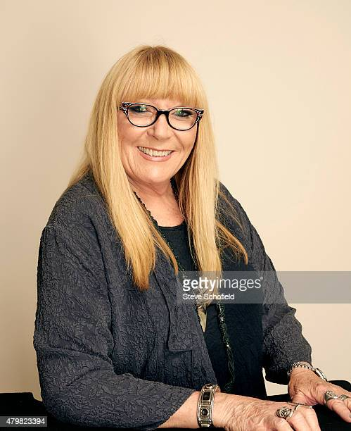 Ve Neill poses for a portrait during the 5th Annual Critics' Choice Television Awards at The Beverly Hilton Hotel on May 31 2015 in Beverly Hills...