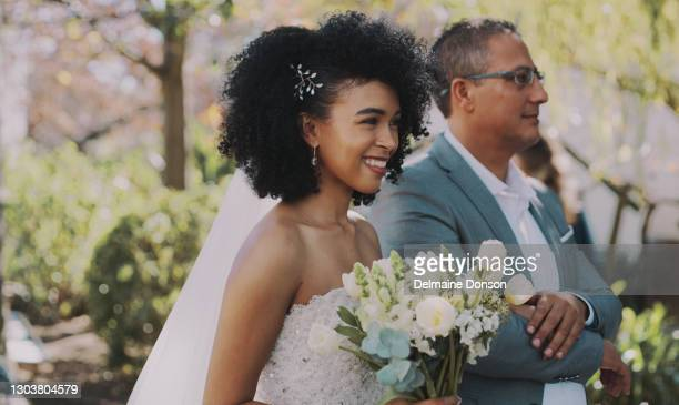 i've never been happier - wedding ceremony stock pictures, royalty-free photos & images