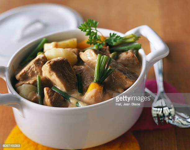 Veal and vegetable stew