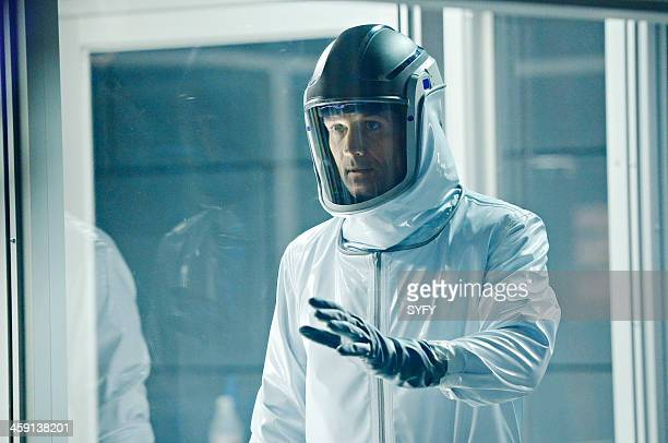 HELIX 'Vector' Episode 102 Pictured Billy Campbell as Dr Alan Farragut
