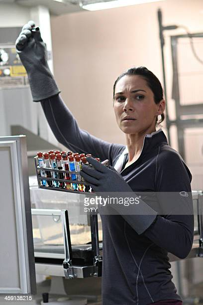 HELIX 'Vector' Episode 102 Pictured Kyra Zagorsky as Dr Julia Walker