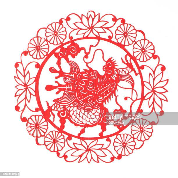 Vector graphics representing Chinese Year of the OX