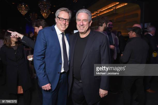 Vector Management Cofounder and CoPresident and Country Music Hall of Fame Board Member Ken Levitan attends the Country Music Hall of Fame and...