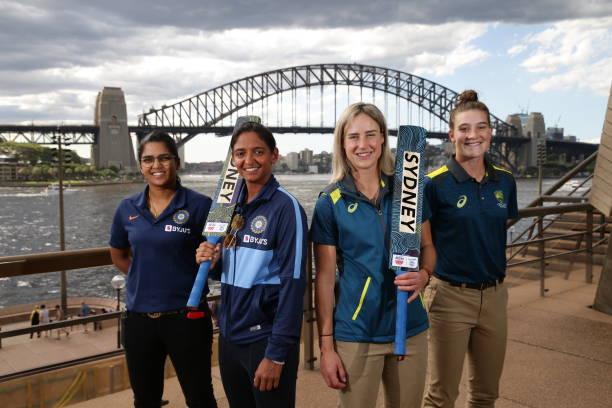 AUS: Australia & India ICC Women's T20 World Cup Media Opportunity