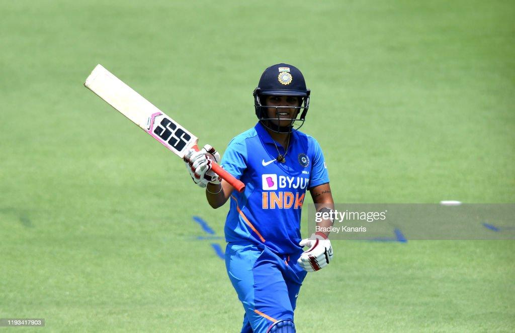 Australia A v India A - 1st Women's ODI : ニュース写真