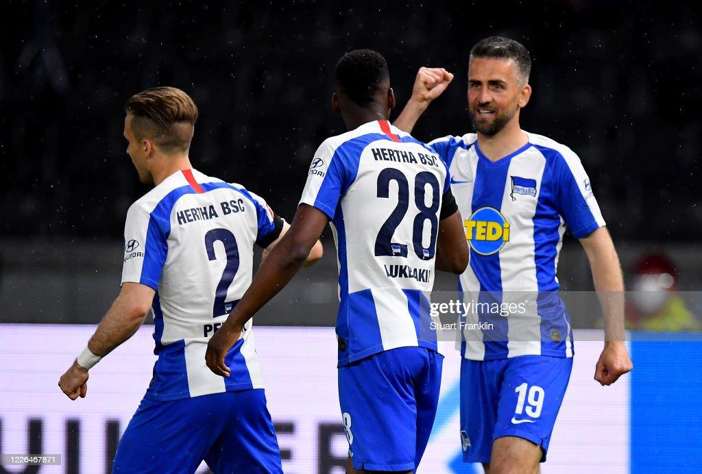 Hertha BSC v 1. FC Union Berlin - Bundesliga : News Photo