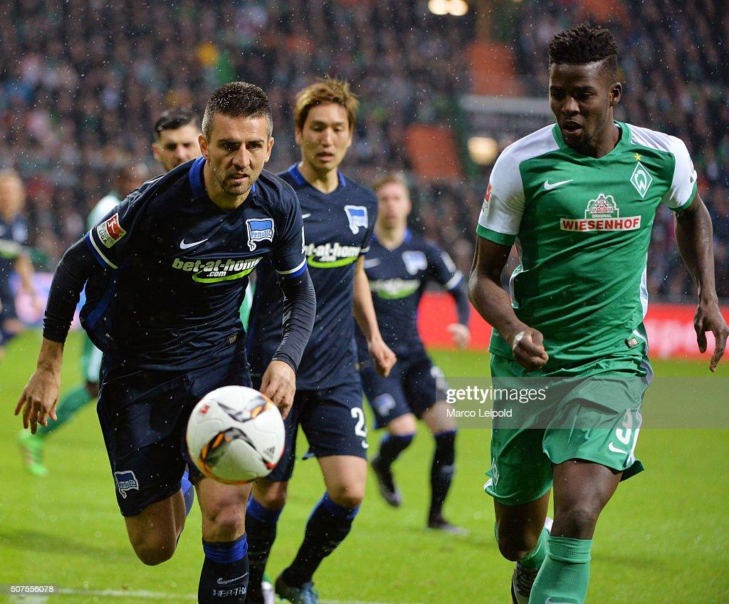 Werder Bremen v Hertha BSC - Bundesliga : News Photo