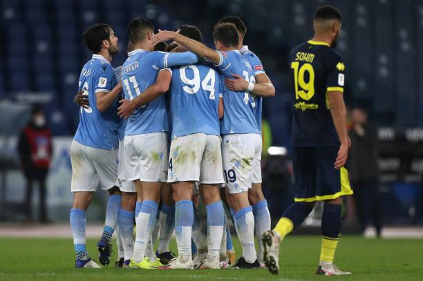 ITA: SS Lazio v Parma Calcio - Coppa Italia