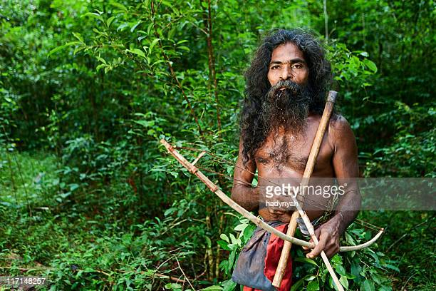 vedda people, sri lanka - sport involving animals stock pictures, royalty-free photos & images