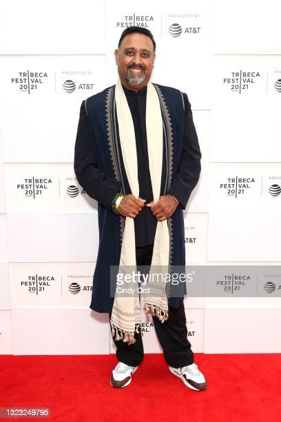 """Vee Bhakta attends the 2021 Tribeca Festival Premiere of """"India Sweets And Spices"""" at Brookfield Place on June 12, 2021 in New York City."""