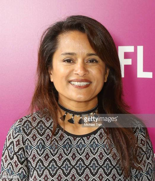 Veena Sud attends the Netflix 'Rebels and Rules Breakers' for your consideration event held at Netflix FYSee Space on May 12 2018 in Beverly Hills...