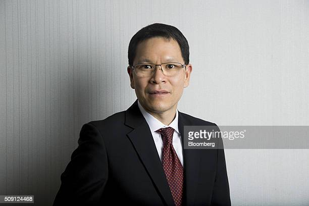 Veerathai Santiprabhob governor of the Bank of Thailand poses for a photograph after an interview in Bangkok Thailand on Monday Feb 8 2016 Veerathai...