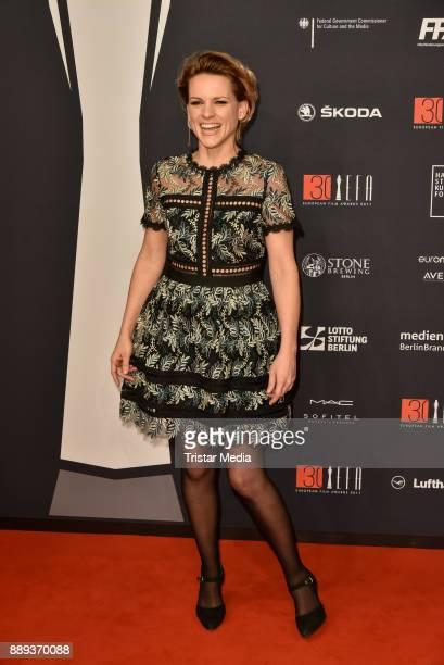 Veerle Baetens attends the European Film Awards 2017 on December 9 2017 in Berlin Germany