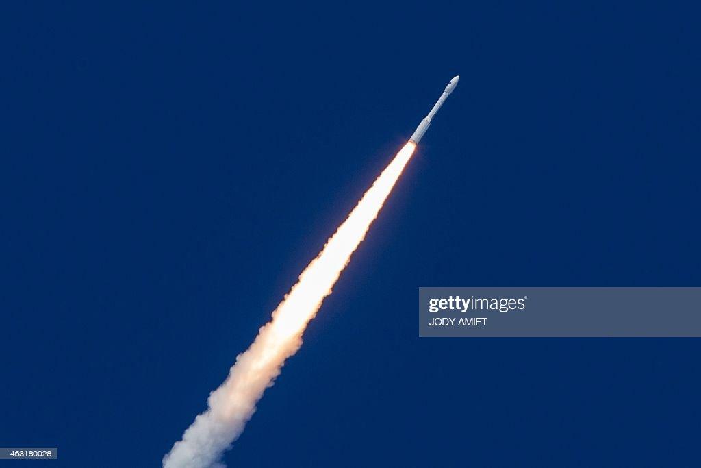 FRANCE-GUIANA-EUROPE-SPACE : News Photo