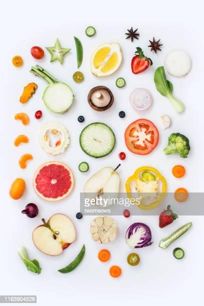 vegan food healthy eating concept image. - ingrediënt stockfoto's en -beelden