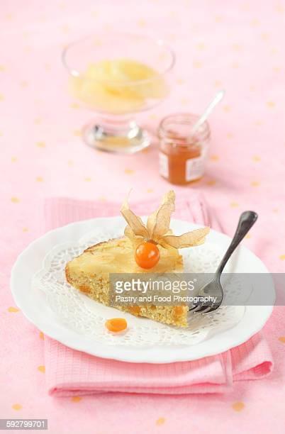 Vegan Pineapple Upside Down Cake