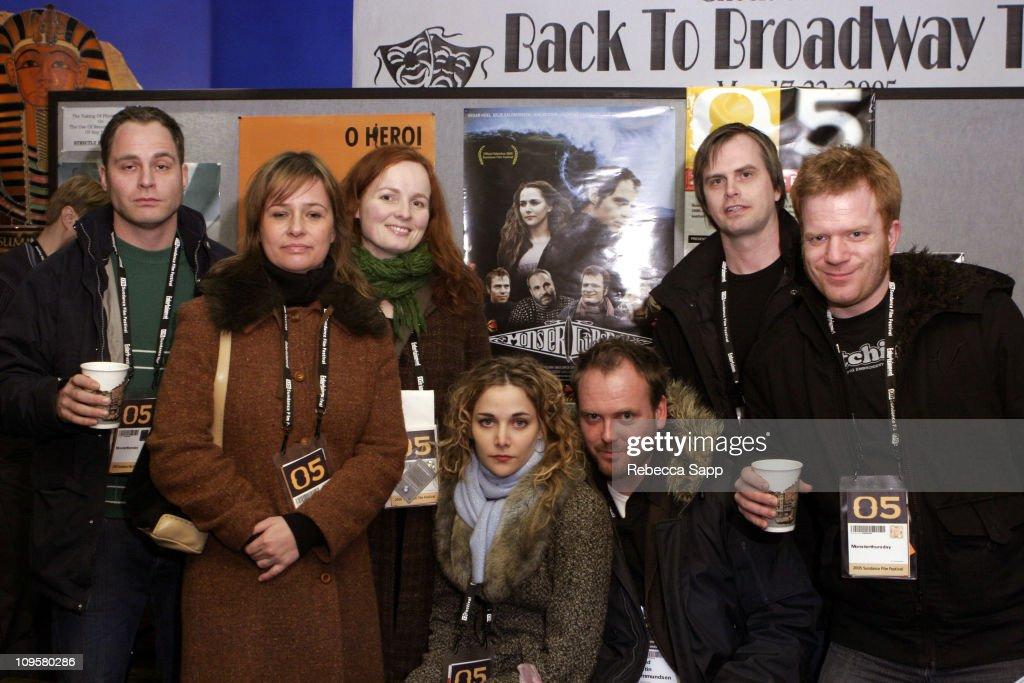 """2005 Sundance Film Festival - """"Monsterthursday"""" Premiere : News Photo"""