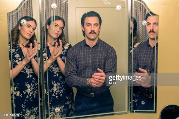 "Vegas, Baby"" Episode 216 -- Pictured: Mandy Moore as Rebecca, Milo Ventimiglia as Jack --"