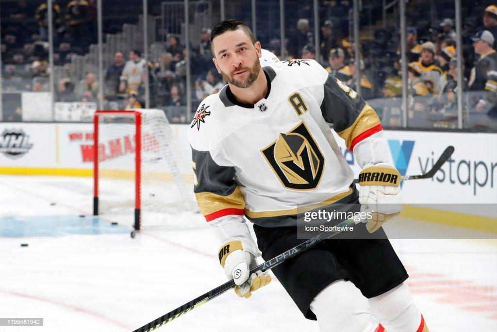 NHL: JAN 21 Golden Knights at Bruins : News Photo