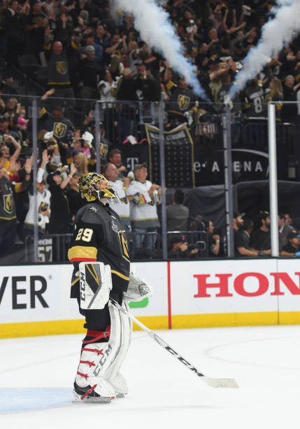 NHL  JUN 07 Stanley Cup Final Game 5 - Capitals at Golden Knights ... bea8361be