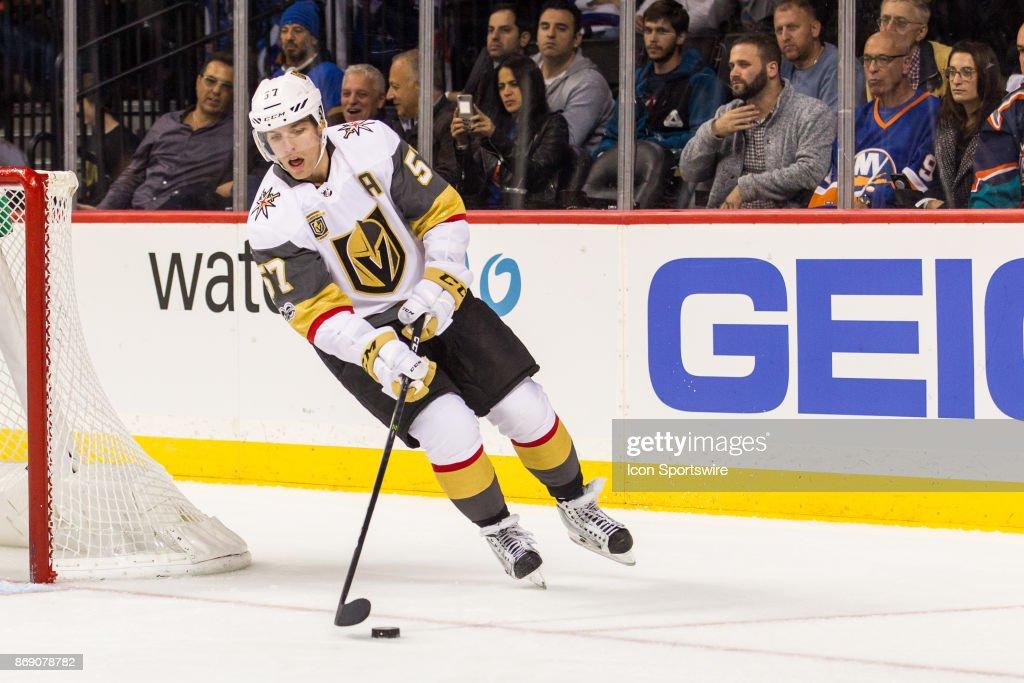 NHL: OCT 30 Golden Knights at Islanders : News Photo