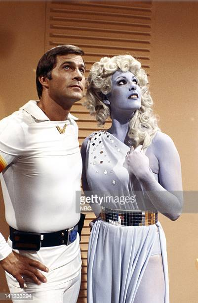 CENTURY Vegas In Space Episode 5 Aired Pictured Gil Gerard as Captain William Buck Rogers unknown Photo by Gary Null/NBCU Photo Bank